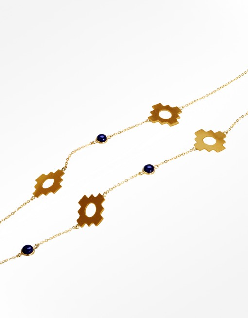 chakana-sautoir-gold-plated