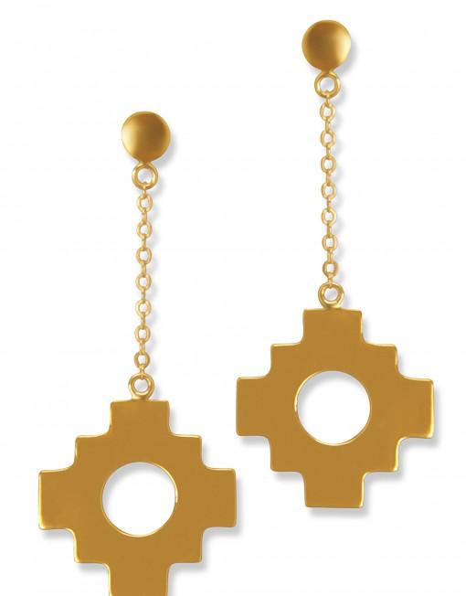 chakana-earrings-gold