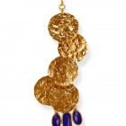 golden-coins-oval-earrings-gold