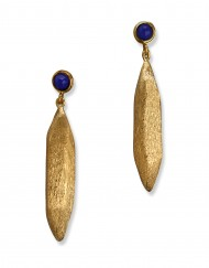 jaguar-lapiz-earrings-gold